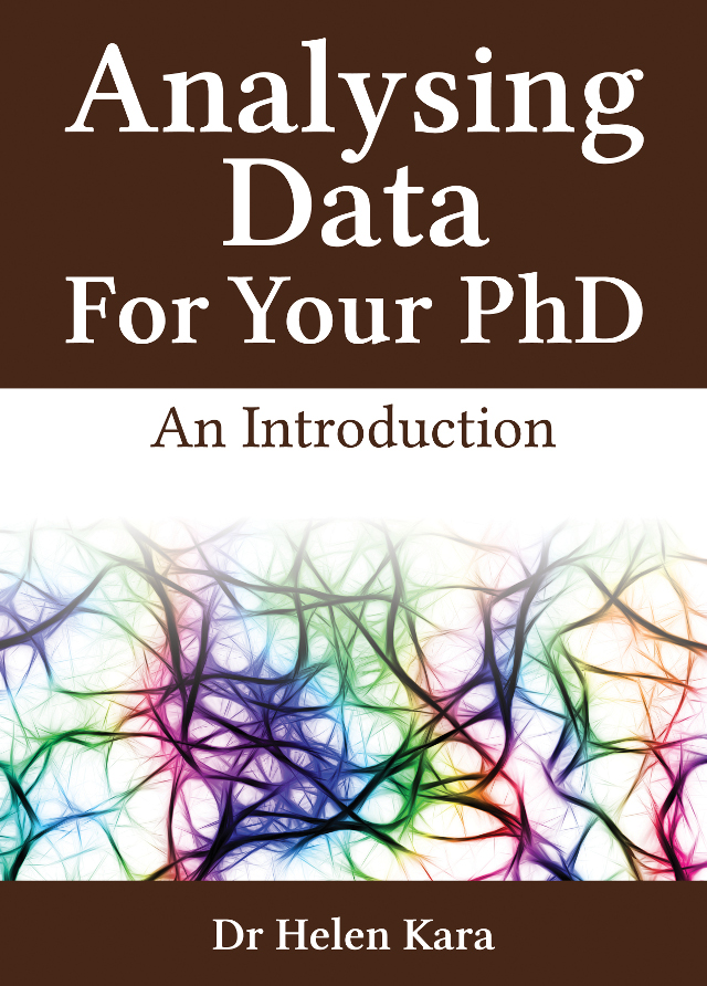 Analysing Data For Your PhD