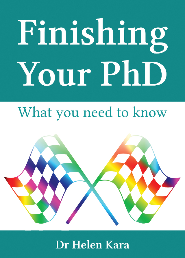Finishing Your PhD: What You Need To Know