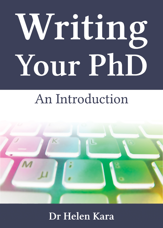 Writing Your PhD